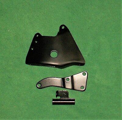 1970 only round hole Chevelle Nova Camaro 396 427 454 BBC alternator bracket set