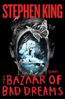 The Bazaar of Bad Dreams: Stories by Stephen King (Paperback / softback, 2016)