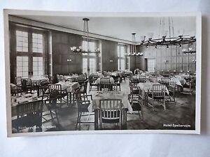 Ansichtskarte-Rasthaus-am-Chiemsee-innen-Hotel-Speiseraum-Nr-596-II