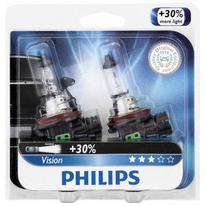 Philips-Vision-Halogen-Light-Bulb-H11PRB2-for-H11-12362-PR-12V-55W-H11XV-2-jx