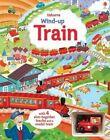Wind-Up Train by Fiona Watt (Board book, 2014)