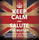 Keep Calm and Salute the Beatles [Digipak] by Various Artists (CD, Apr-2015, Purple Pyramid)