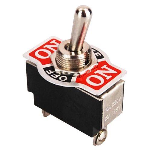 Leistungsschalter ON mit Blende OFF Kippschalter Schalter ON