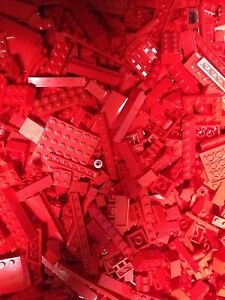 LEGO bricks by the pound Red