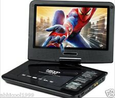 "FINEST 7.8"" 3D PORTABLE LAPTOP EVD/DVD PLAYER, LED TV TUNER,USB CARD READER,GAME"