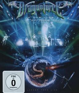 Dragonforce-IN-The-Line-de-Feu-2015-Blu-Ray-Neuf-Scelle