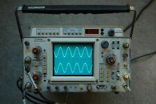 Tektronix 475 200mhz Oscilloscope Calibrated Fully Tested Sn B274146