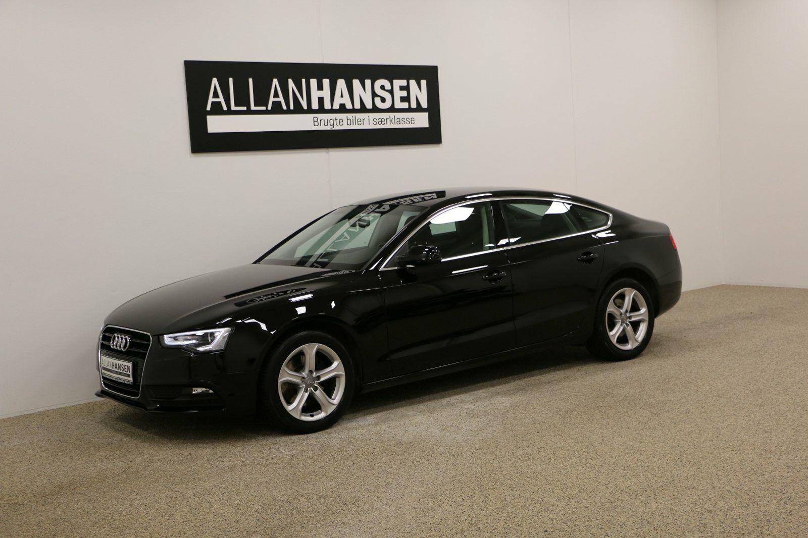 Audi A5 1,8 TFSi 177 SB 5d - 289.900 kr.
