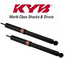 NEW Ford Lincoln Mercury Pair Set of 2 Rear Shock Absorbers KYB Excel-G 343162