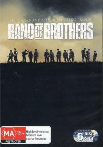 BAND OF BROTHERS : NEW DVD