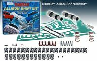 Transgo Allison Shift Kit Series 1000 2400 2001-2004 5 Speed Automatic  HD SK