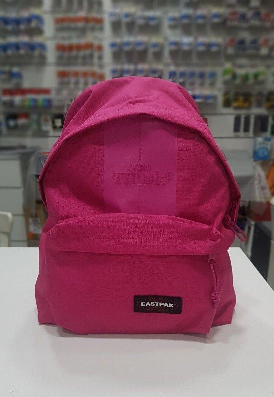 acquista online oggi Zaino Eastpak Smemoranda - - - Padded- con Tasca Laterale per Tablet - rosa - Scuola  consegna diretta e rapida in fabbrica