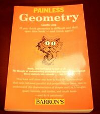 Painless Ser.: Painless Geometry by Lynette Long (2001, Paperback)