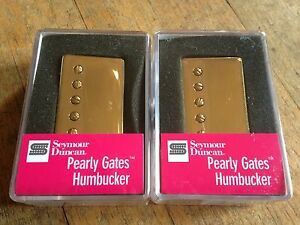 Seymour Duncan Pearly Gates Humbucker Pickup Set Gold