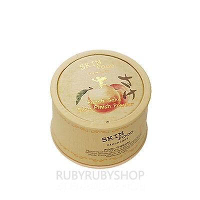 [SKINFOOD] Peach Sake Silky Finish Powder - 15g