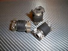 New Listing3 Cnc Stepper 14 Shaft Connectors Couplers Nema 23 Automation Staging Router