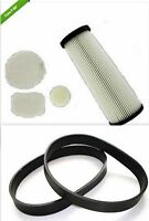 HEPA FILTER & BELTS FOR VAX Power 6 Pet U90-P6-P vacuum cleaner hoover