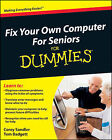 Fix Your Own Computer for Seniors For Dummies by Corey Sandler (Paperback, 2009)
