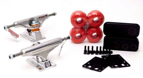 Independent 129 Forged Hollow Lightweight Trucks 52x31mm Wheels Hardware Combo
