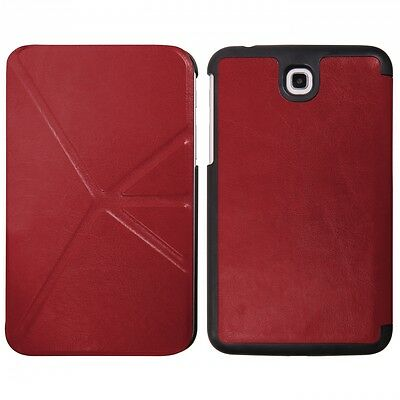 Borsa Custodia Book Case Smart Plus Per Samsung Galaxy Tab 3 7.0 P3200 Rosso