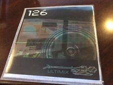 ULTIMIX 126 CD JUSTIN TIMBERLAKE PUSSYCAT DOLLS KELIS
