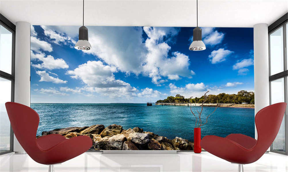 A Beautiful Scenery Full Wall Mural Photo Wallpaper Printing 3D Decor Kid Home