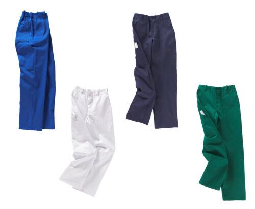 BEB Waistband Pants Basic 44-64 90-114 24-29 51-65 4 Colours Trousers 100/% Cotton 320g//m²