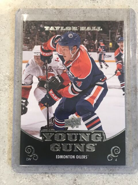 2010-11 Upper Deck Taylor Hall Young Guns Rookie #219