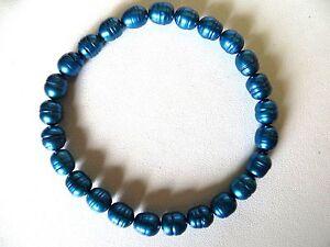 Honora-Cultured-Blue-Color-Pearls-Stretch-Bracelet-6-25-MM