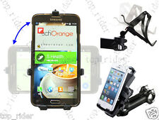 TMARS Bike Stem Phone Holder Mount for iPhone Samsung HTC LG