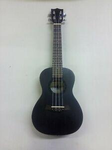 Acar Black Ukulele Concert 4 String Mahogany Ebay