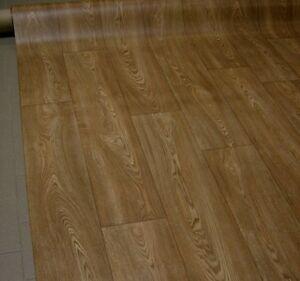 Das Bild Wird Geladen Bodenbelag 200x350 20 Cm Breite PVC Diele Eiche