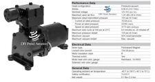 New 12v Thomas Compressor Air Ride Air Brake Air Horn 307 315cdc 309cdc5612