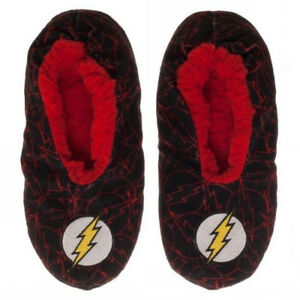 b28fd87abb1e Image is loading The-Flash-DC-Comics-Unisex-Adult-Cozy-Fuzzy-
