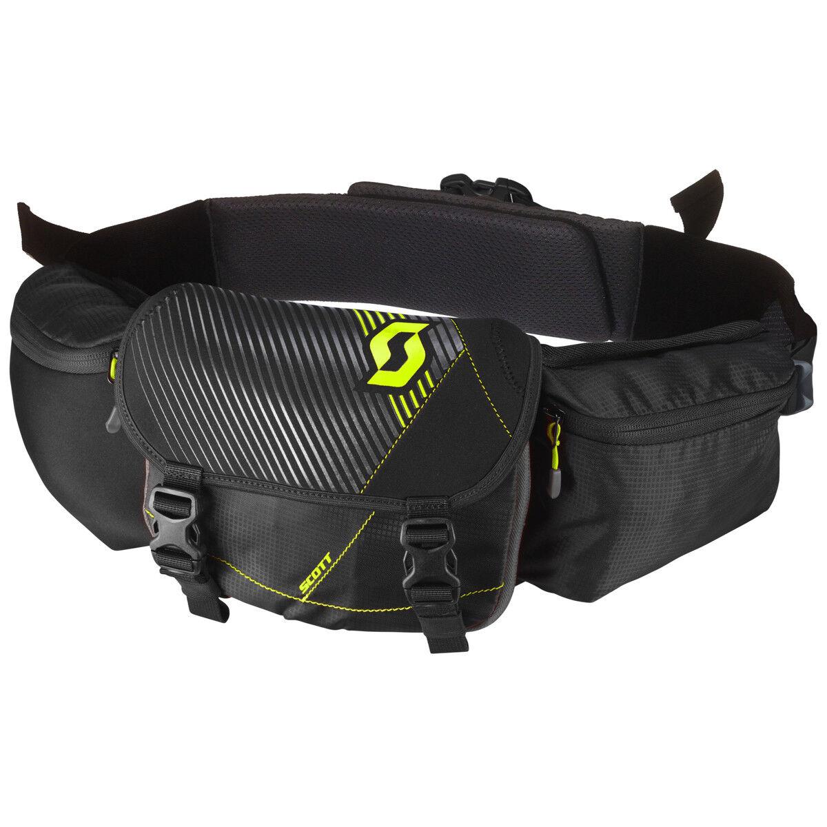 Scott Race Days Days Days Hip-Belt Hüfttasche schwarz gelb   | Angenehmes Aussehen  024c98