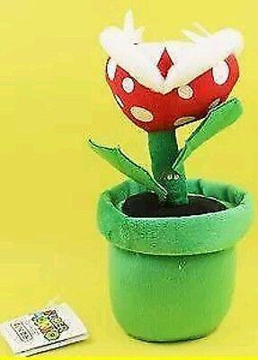 21Cm Petey Plush Plant Pianta Plusch SUPER MARIO BROS PIPINO PIRANHA PELUCHE