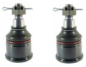 Pair Set Of 2 Rear Upper Suspension Ball Joints For Honda Prelude 1992-2001