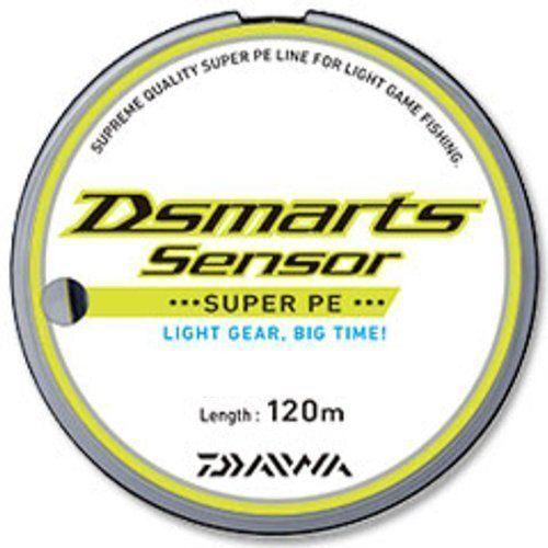 Daiwa PE LINE Dsmarts Sensor 120m Multi  Fishing LINE From JAPAN