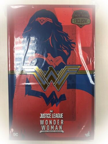 Figura Nuovo FUMETTO Concept Versione Toys MMS 506 Hot JUSTICE LEAGUE Wonder Woman