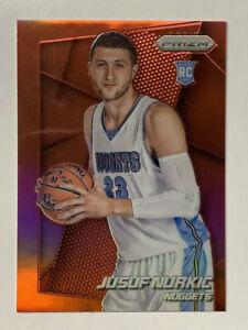 Jusuf-Nurkic-2014-15-Panini-Red-Prizm-Basketball-RC-Trail-Blazers-49-280-NM