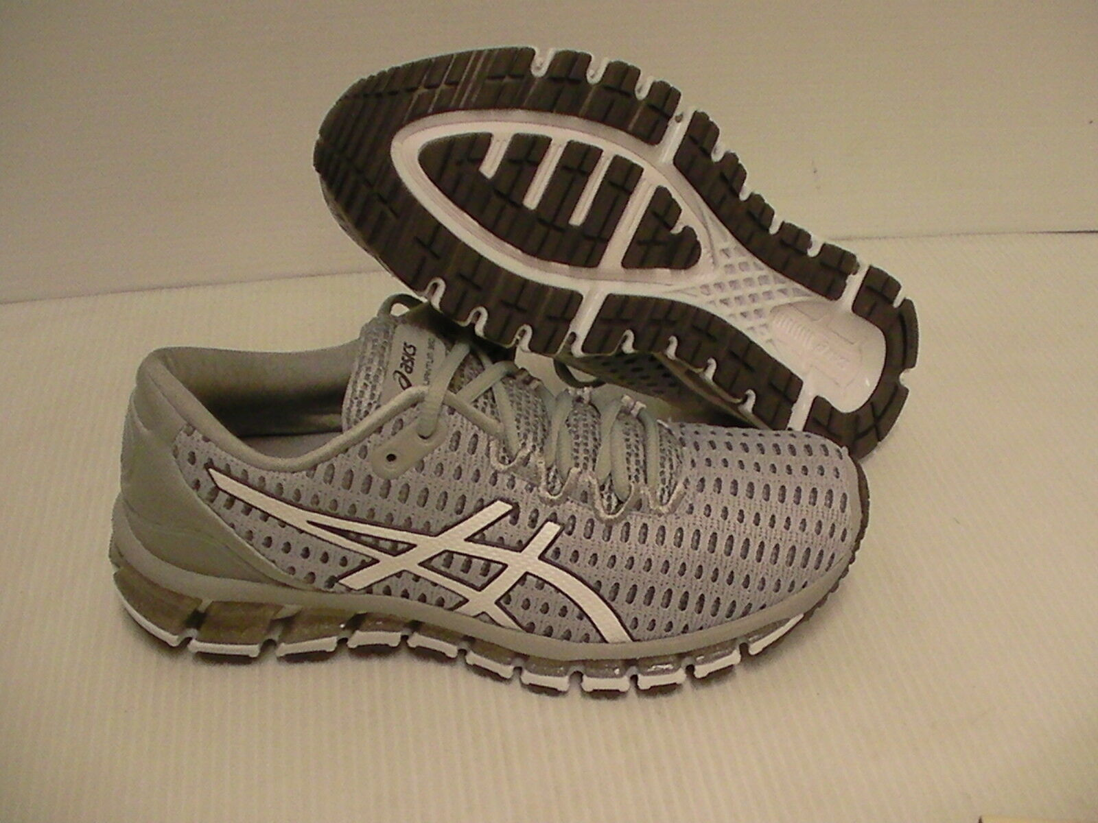 Asics shift women's gel quantum 360 shift Asics mid grey running shoes size 7.5 us b207bd