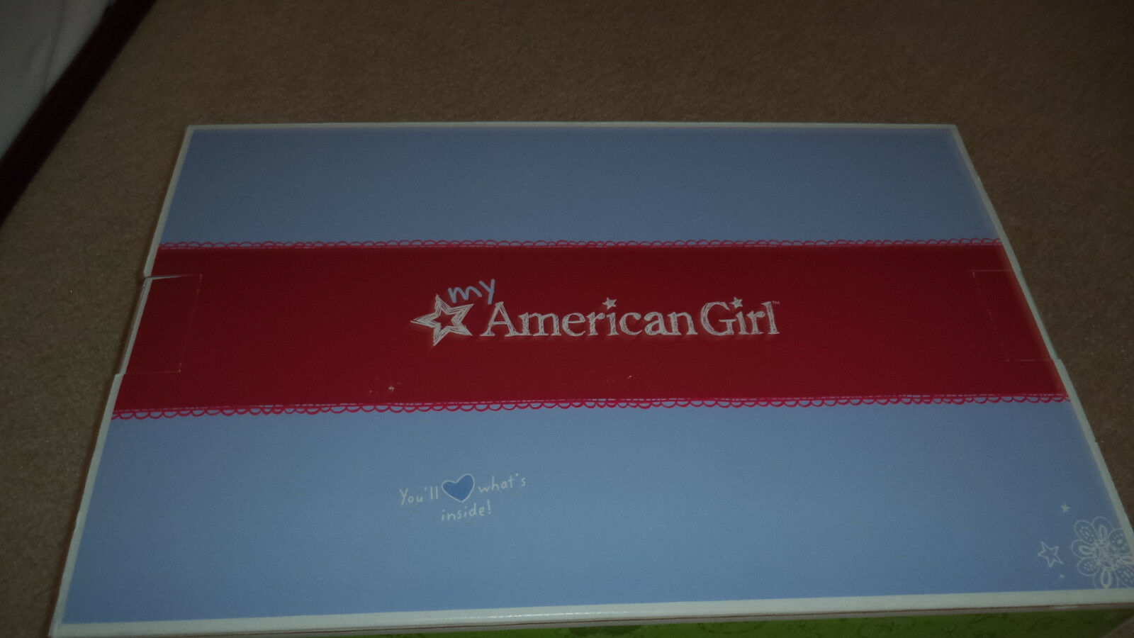 American Girl SunSet Outdoors Tent Set - New in Box