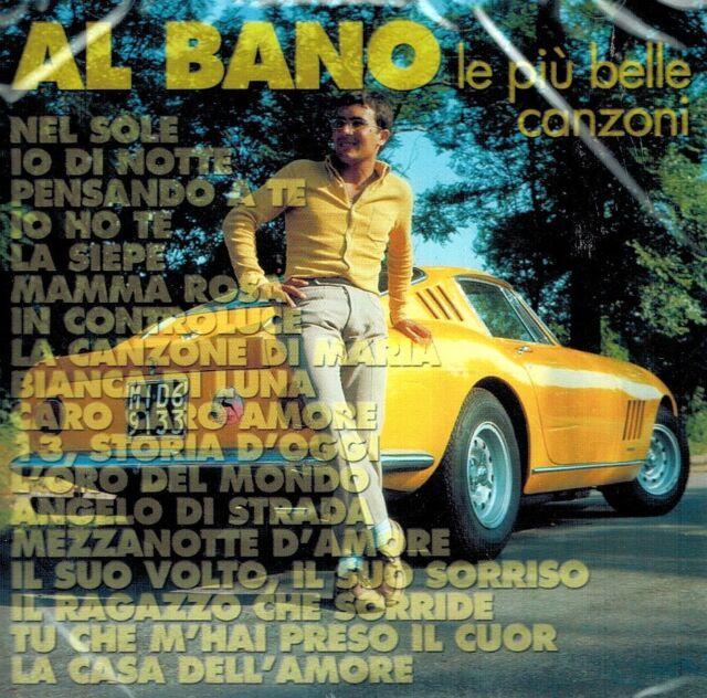 CD NEU/OVP - Al Bano - Le Piu Belle Canzoni