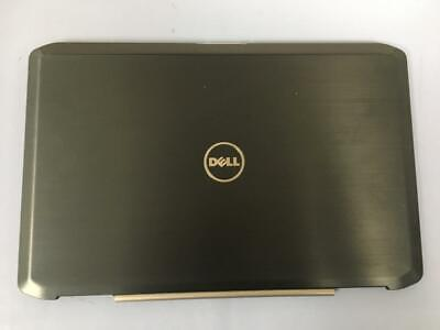 "Dell Latitude E5520 15.6/"" LCD Back Cover Rear Lid Hinges 03HV0Y US Seller"