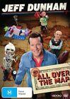 Jeff Dunham - All Over The Map (DVD, 2015)