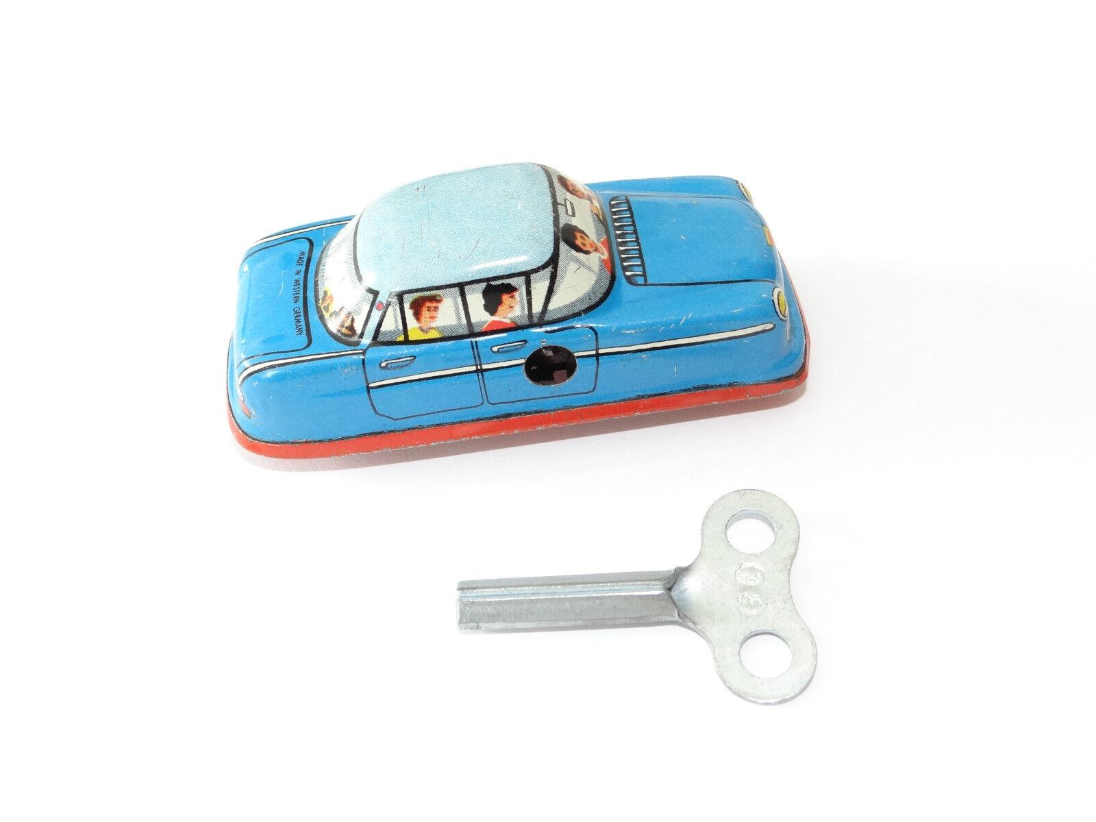 Blechspielzeug Blech Auto Mechanisch Car Vintage Retro Spielzeug Toy Toy Toy 35d23e