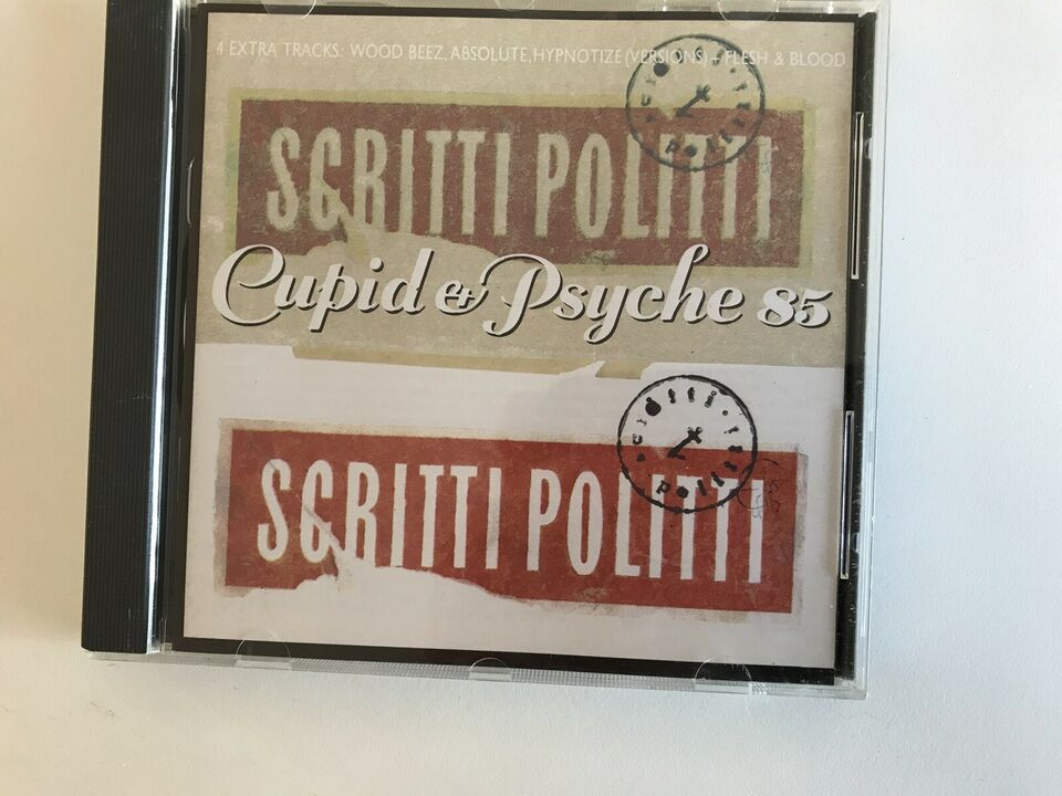Sprittusch Politti: Cupid & Psyche 85, andet