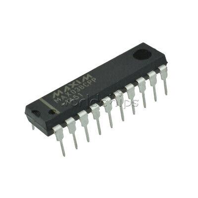 2 PCS IC MAXIM MAX038CPP IC GEN WAVEFORM HI-FREQ 20-DIP NEW