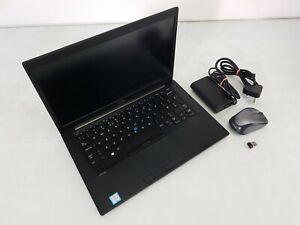 Dell Latitude 7480 14 in Laptop i5-7300U 2.60 GHz 8GB 256 GB SSD Win 10 Pro