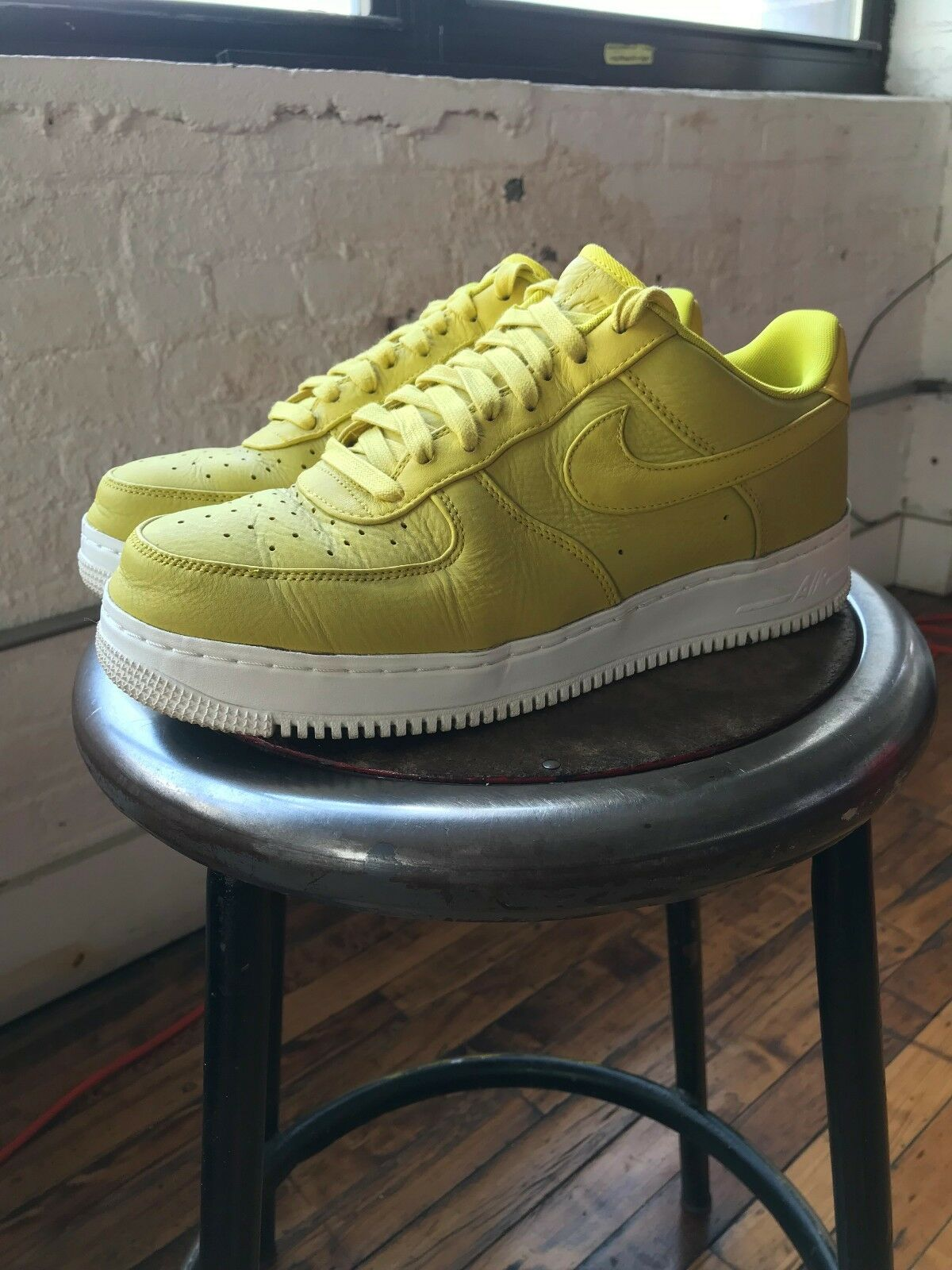 Citron 5 Nikelab Lab Sz Low Nike 10 1 Bright Force Air qORxUPfp